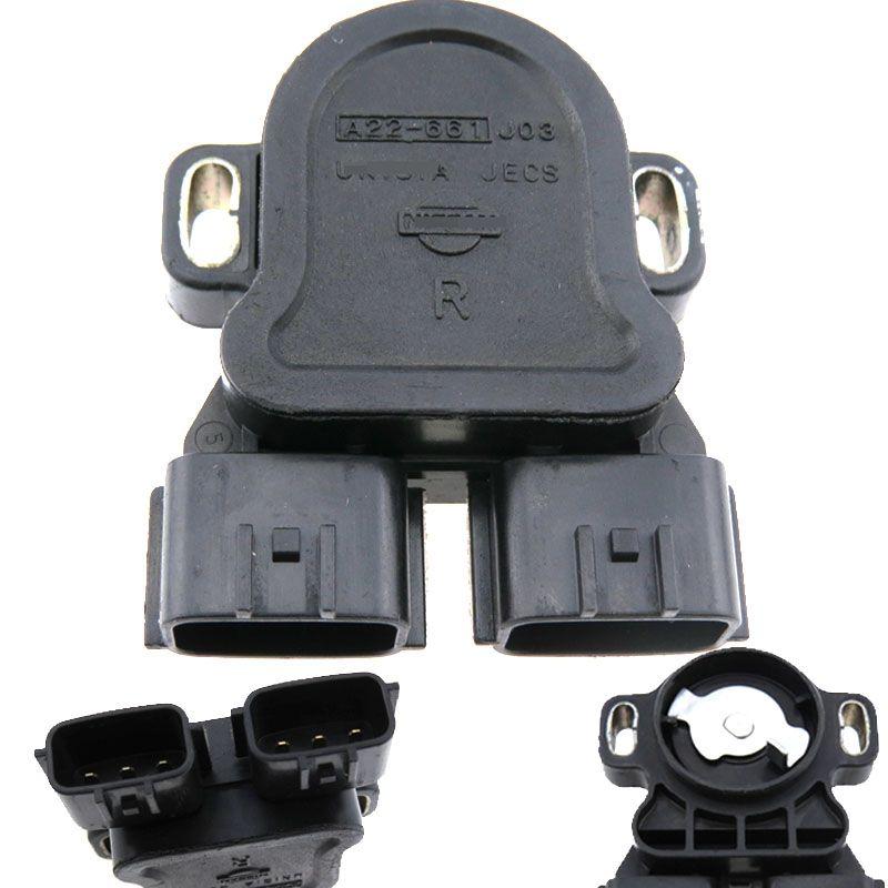 Original Throttle Position Sensor OEM A22-661 J03 A22-661J03 A22-661-J03 for Nissan Patrol Y61 Skyline R33 TP Sensor