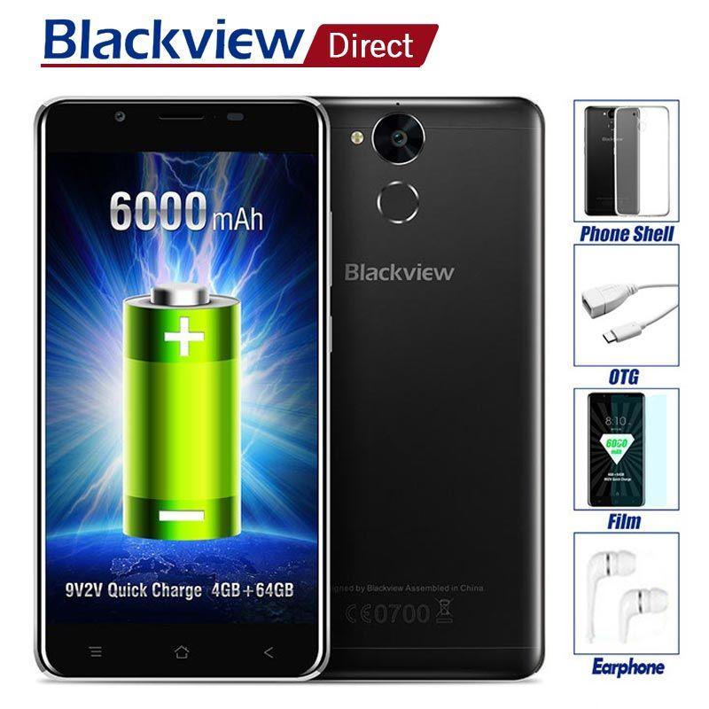 Blackview P2 smartphone 5.5