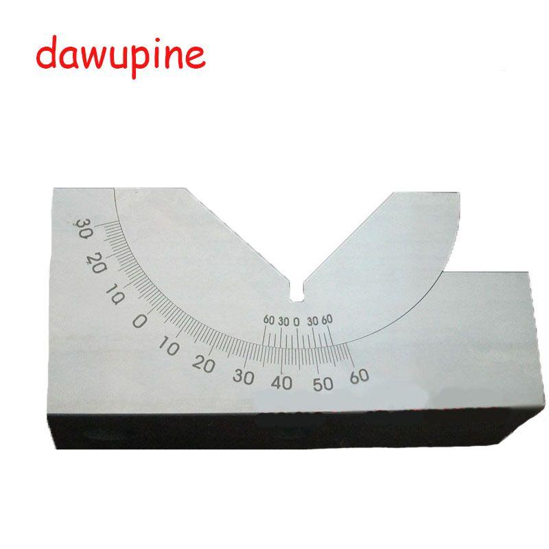 Dawupine KP46 Angle réglable jauge fraiseuse Angle réglable bloc rectifieuse Pad meuleuse accessoires Angle plaque