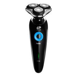 Paiter 4D электробритвы Для мужчин борода бритвенный станок Бритвы Перезаряжаемые Quick Charge 1.5 час trippe Глава Гибкий