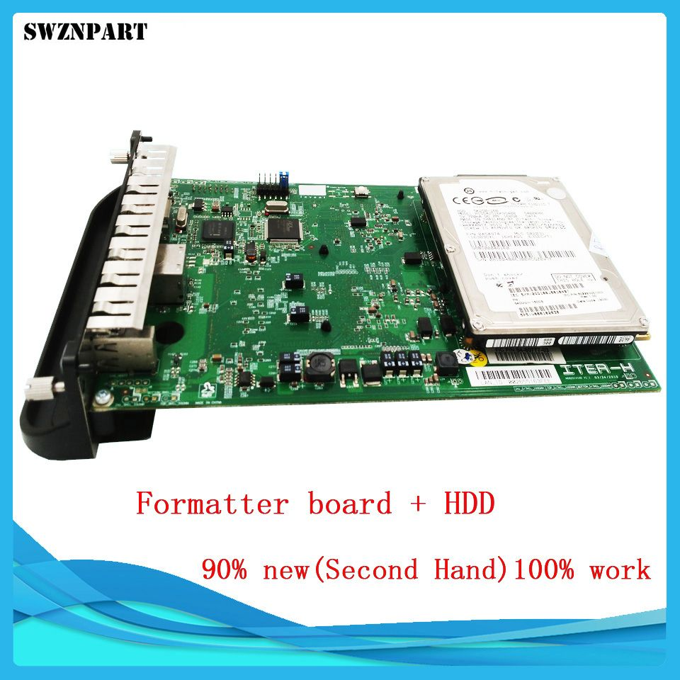 Formatter Board card For HP DesignJet T1200 T1200PS T770 CH539-67001 CH538-67004 Formatter PCB card Print interface card