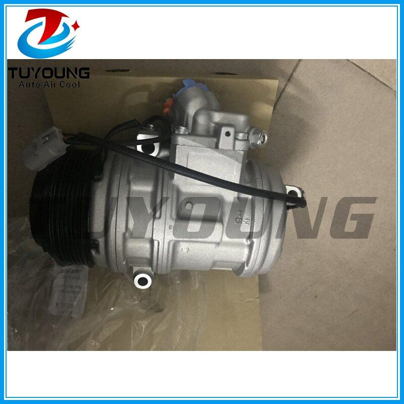10PA20C auto ac compressor for Toyota Land Cruiser 100 98-16 Prado UZJ100 Lexus LX470 LS400 8832060680 8832060681 883206068184