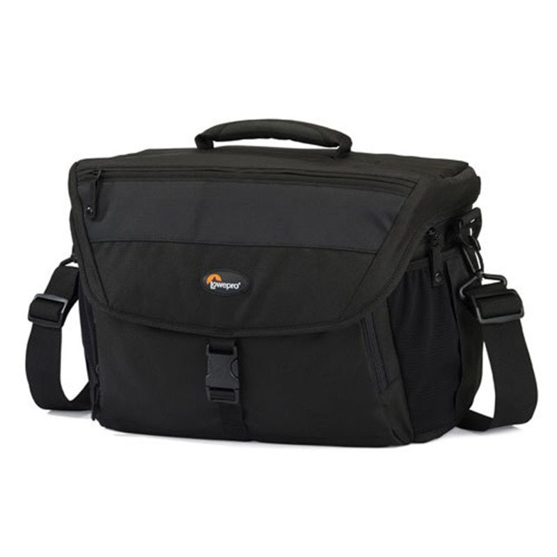 Hot Sale Free shipping Genuine Lowepro Nova 190 AW Camera Bag Single Shoulder Bag Case Backpack With all weather Cover