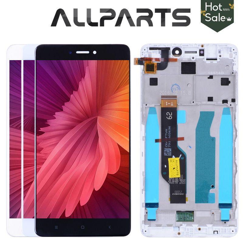 5.5 Snapdragon 625 IPS Note4X D'affichage Pour XIAOMI Redmi Note 4X LCD Affichage Écran Tactile Digitizer Avec Cadre Remplacement