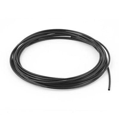 20Mr 2mm Dia Polyolefin Ratio 2:1 Heat Shrink Tubing Tube Wire Wrap Black