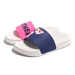 Baru Sandal Wanita Sepatu Femme Indoor Rumah Sandal Kartun Sandal Jepit Pantai Sepatu Musim Dingin Sandal Rumah Kamar Mandi Slide