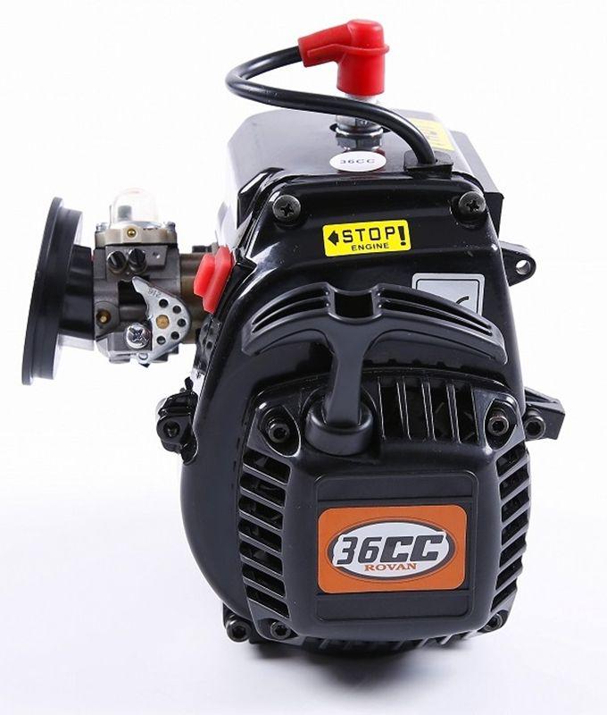 Rovan 36cc 4 Bolzen Motor Benzin Motor Passt HPI Baja 5b 5 T König Motor LOSI FG GoPed Großhandel und einzelhandel