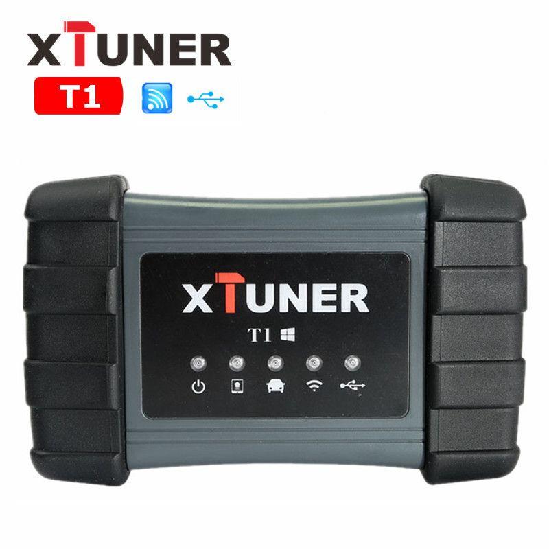 XTUNER T1 Schwere Lkw Auto Intelligente Diagnose-Tool Unterstützung WIFI