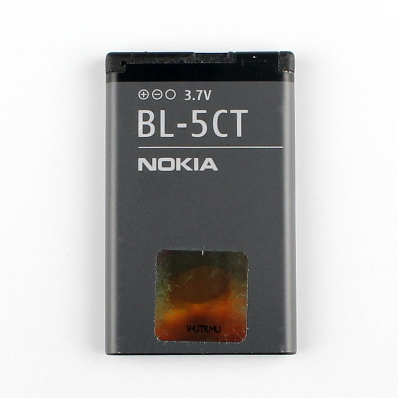 Original Nokia BL-5CT phone battery for Nokia 5220 5220XM 6730 C5 6330 6303i C5-00 C6-01 C3-01 6303C BL5CT battery
