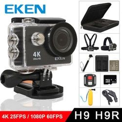 Original EKEN H9/H9R acción 4 K Ultra HD 1080 p/60fps Mini casco Cam WiFi 2,0