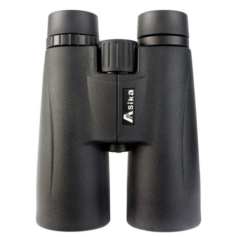 Asika binoculars 10x42 Waterproof High power Binocular professional Zoom telescope top quality lll night vision for hunting