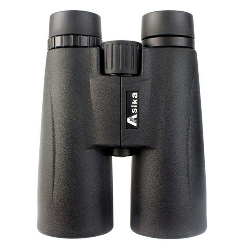 Asika jumelles 10x42 Étanche Haute puissance Binoculaire professionnel Zoom télescope top qualité lll vision nocturne pour la chasse