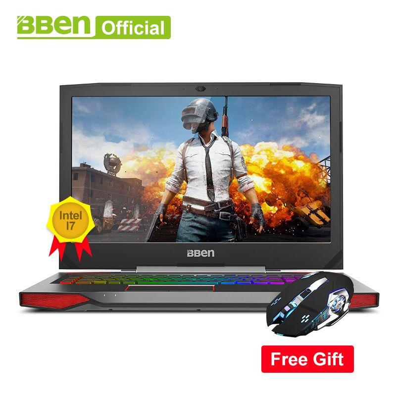 Bben G17 Gaming laptop NVIDIA GTX1060 GDDR5 17.3