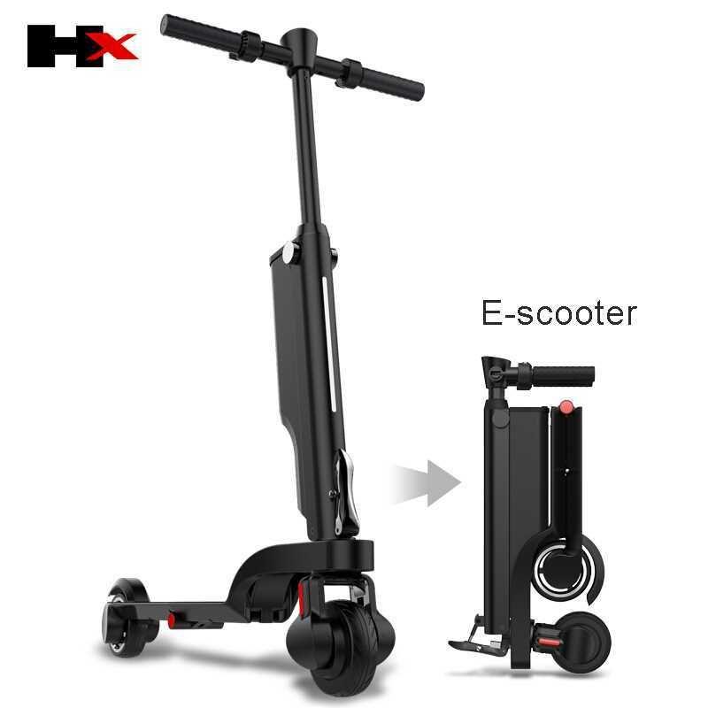 HX E-roller Smart Elektrische Faltbare Roller 2 Räder Hoverboard Oxboard Hover board 250 watt Skateboard Erwachsene elektro-scooter