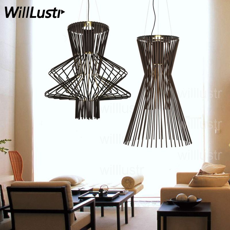 Willlustr Allegretto Ritmico Suspension lamp Allegro Pendant Light hanging lighting ATELIER Design Replica Foscarini restaurant