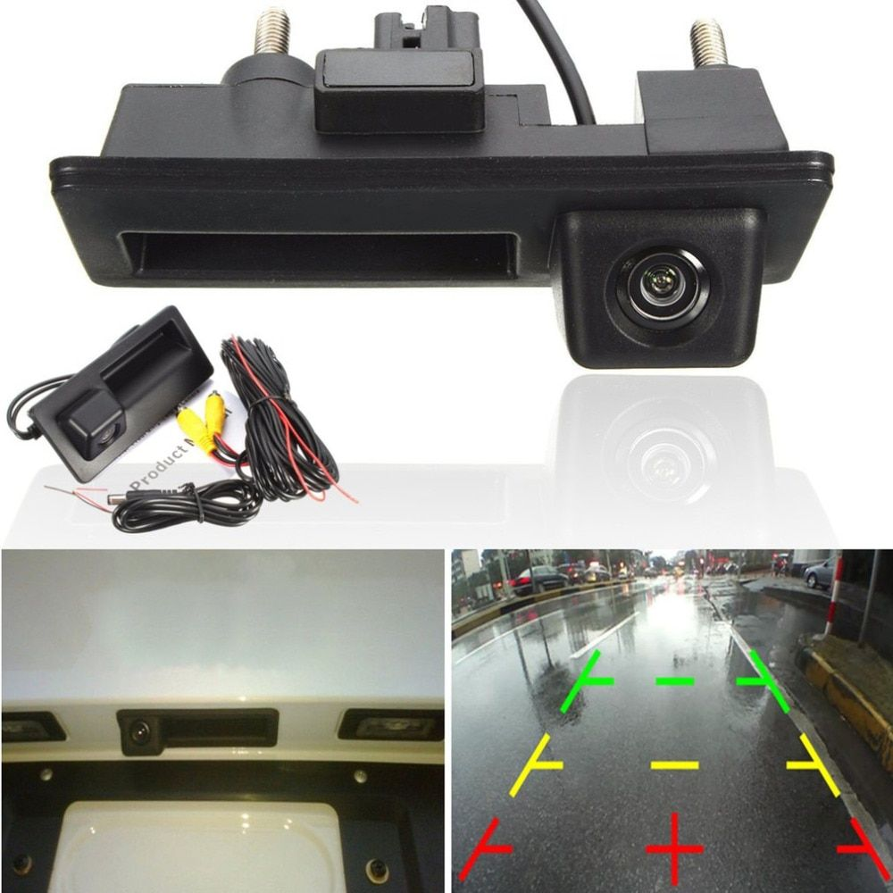 720*540 auto Rückansicht Kamera Rückfahr Backup Kamera für VW für GOLF für JETTA für TIGUAN RCD510 RNS315 RNS310 RNS510