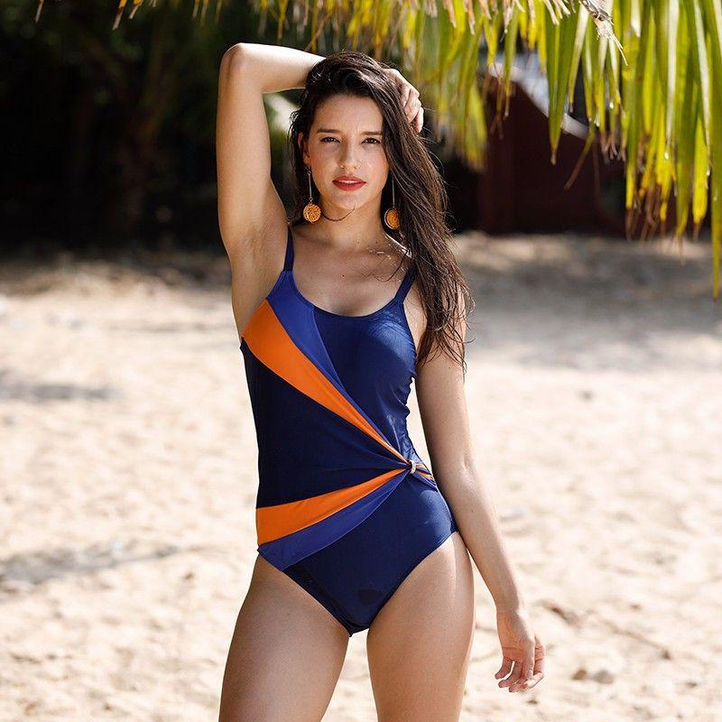 Ariel Sarah 2018 Maillot De Bain chaud maillots De Bain femmes Sport une pièce Maillot De Bain Sexy Monokini Maillot De Bain Femme body maillots De Bain Q051