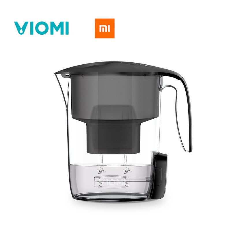 2017 New Original Xiaomi VIOMi Filter kettle Water Purifier Drinking Water produce Filters Healthy clean device UV sterilization