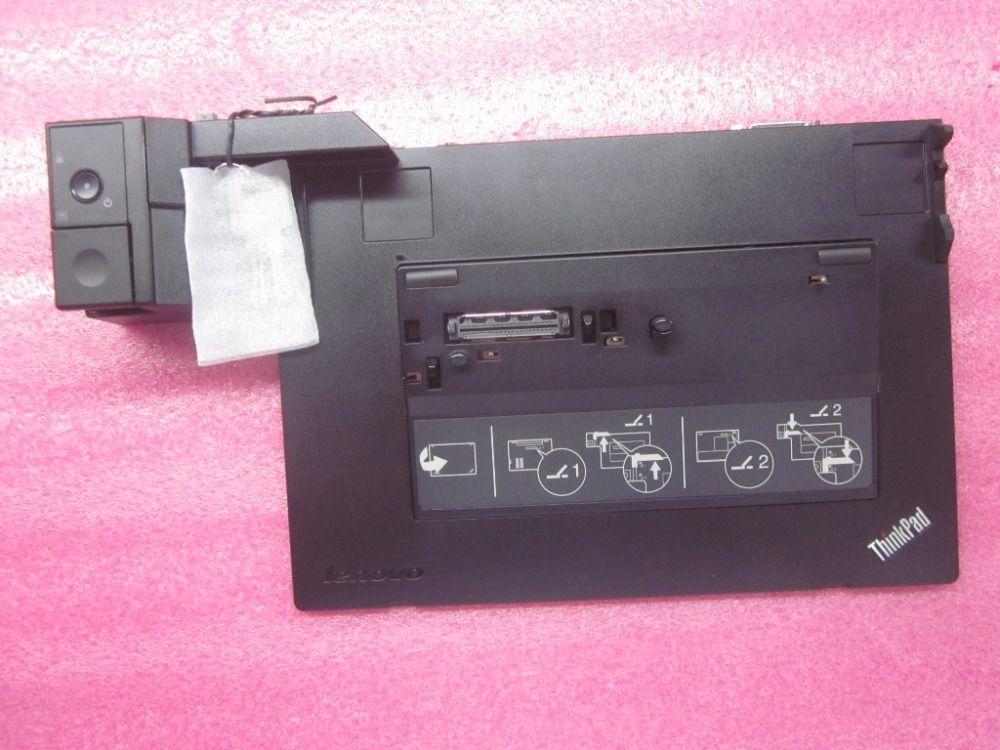 Neue Original MINI Dock Für Lenovo ThinkPad Mini Docking Station USB 3,0 T430 T420 T410 T510 T520 T530 L430 L530 X220 X230