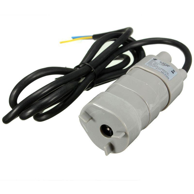 Wasserpumpen Verkaufsfähige 12 V DC 1.2A 5 Mt 14L/Min 600L/H 6-15 V Für solar Aquarium Drei Kern Mikro Tauch Motor Wasserpumpe
