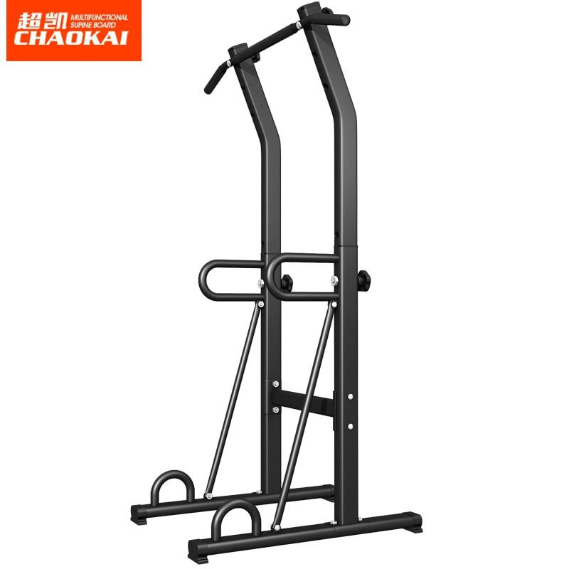 4 in 1 Multi-funktion Gym Körper Workout Übung Fitness Ausrüstung Doppel-bar Innen Pull Up Horizontale bar Power Turm