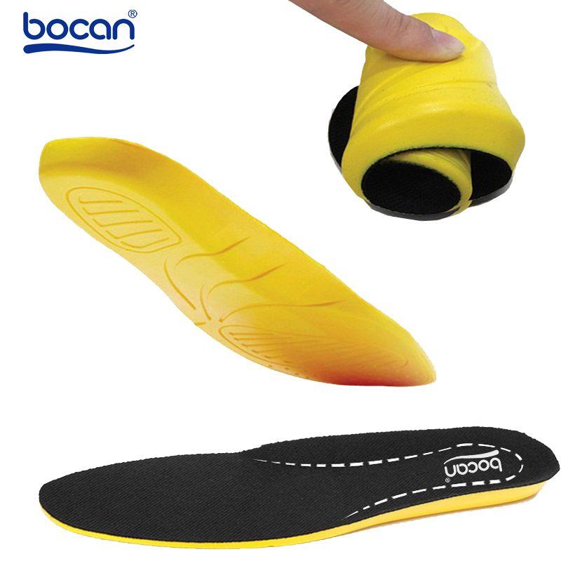 Стельки обувь наивысшего качества подушки амортизацией дышащие удобные стопы боль снять обувь Стельки для обувь для мужчин и женщин