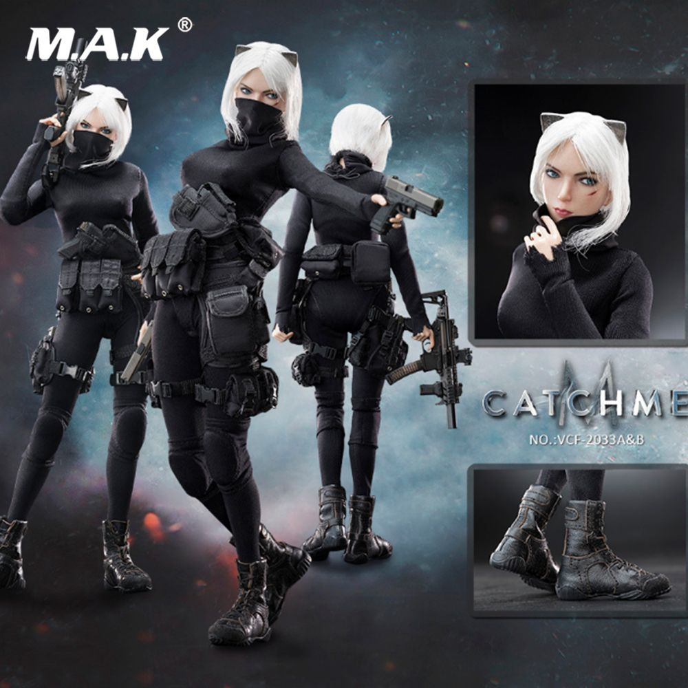 1:6 Scale Military Soldiers 1/6 Female Assassin Series First Bomb