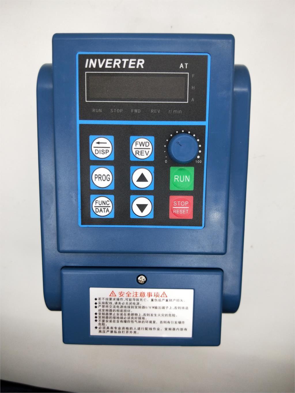 AC 380 V 1.5kW/2.2KW/4KW/5.5KW/7.5KW Variable Frequenz Stick Freies Schiff 3-Phase speed Controller Inverter Motor VFD Inverter
