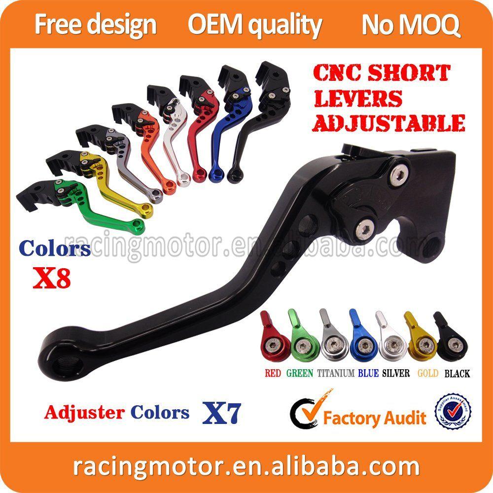 For KTM 1290 Super Duke R 2014 CNC Short Adjustable Brake Clutch Levers