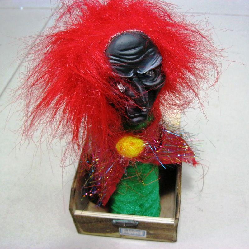 Halloween pour Jouet Toute Npc Surpris En Bois Boîtes (Aléatoire à l'intérieur Surprise)