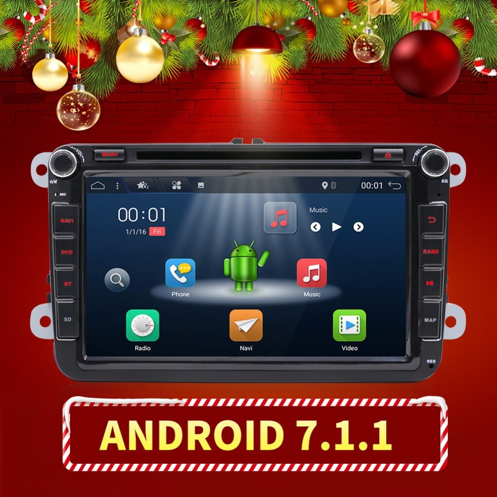 2DIN android 7.1 8