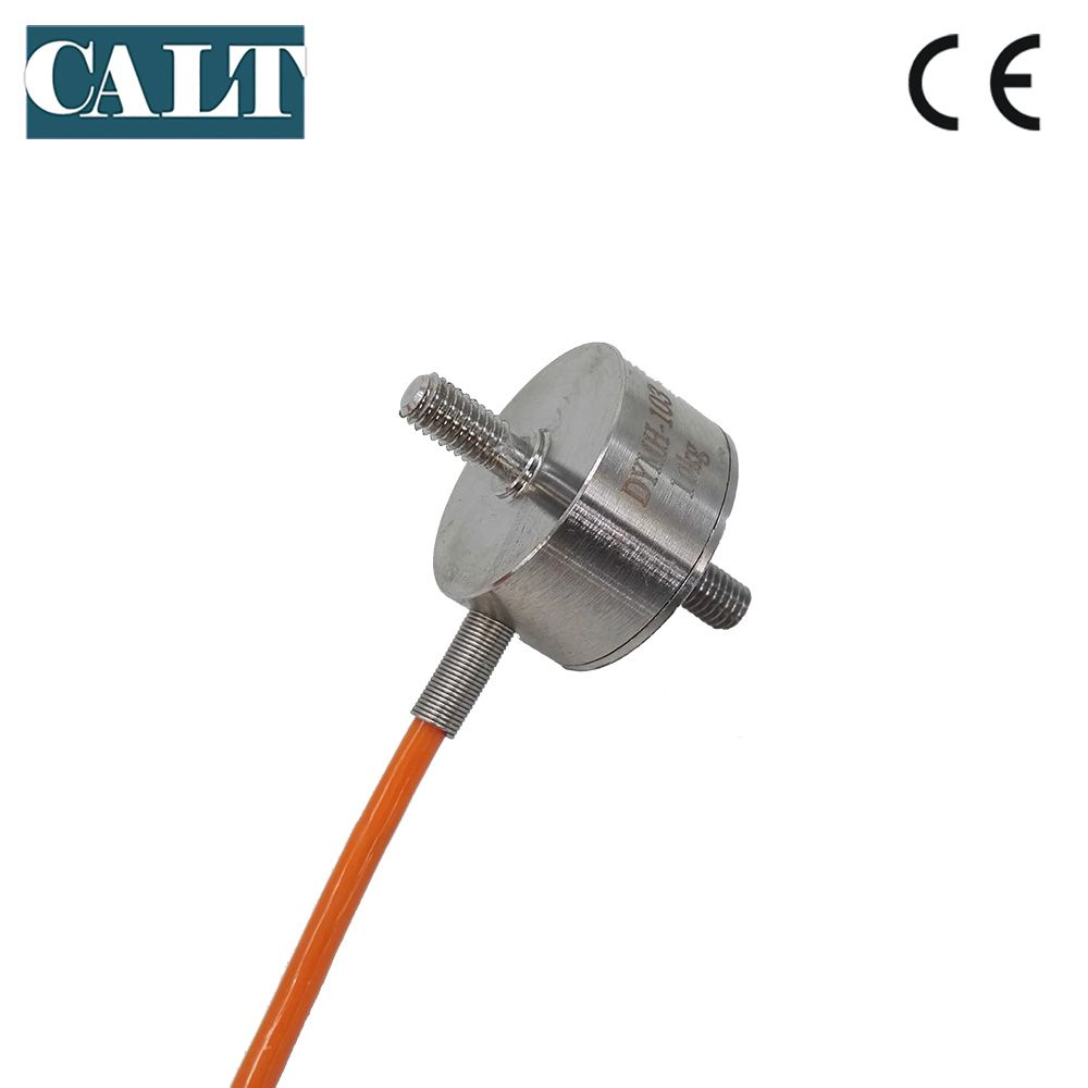 China Stainless Steel Miniature Tension and compression load cell Force Sensor 5kg 10kg 20kg DYMH-103