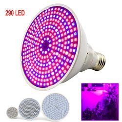 Full Spectrum Led Grow Light Bulbs E27 LED Plant Growing Lights Lamp for indoor Hydroponics Room Vegetable Flower Greenhouse
