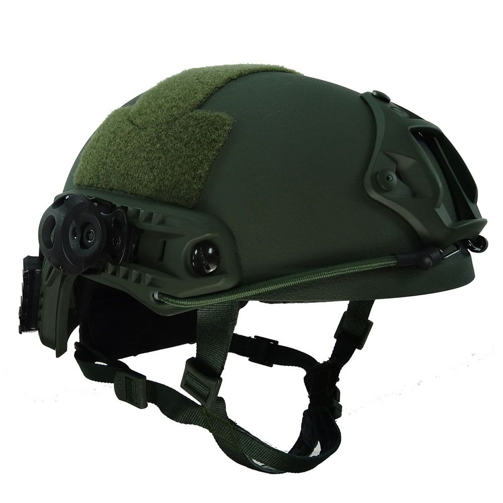 MH Standard Fast Ops Core Tactical FAST Helmet Outdoor War CS Game Airsoft Paintball Head Protector Helmet with 12-in-1 Headwear