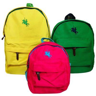2019 enfants sac à dos enfants sacs d'école pour garçons filles à la maternelle Poloo toile petits sacs d'école pour filles école primaire