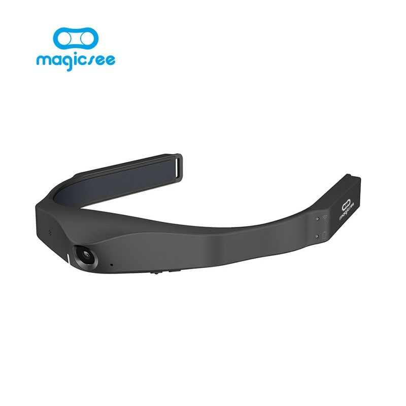 Magicsee Foream X1 Mini Wi-Fi Camera 1080P 8MP Wearable Helmet Video Camcorder Broadcasting Auto Cloud Synchronisation