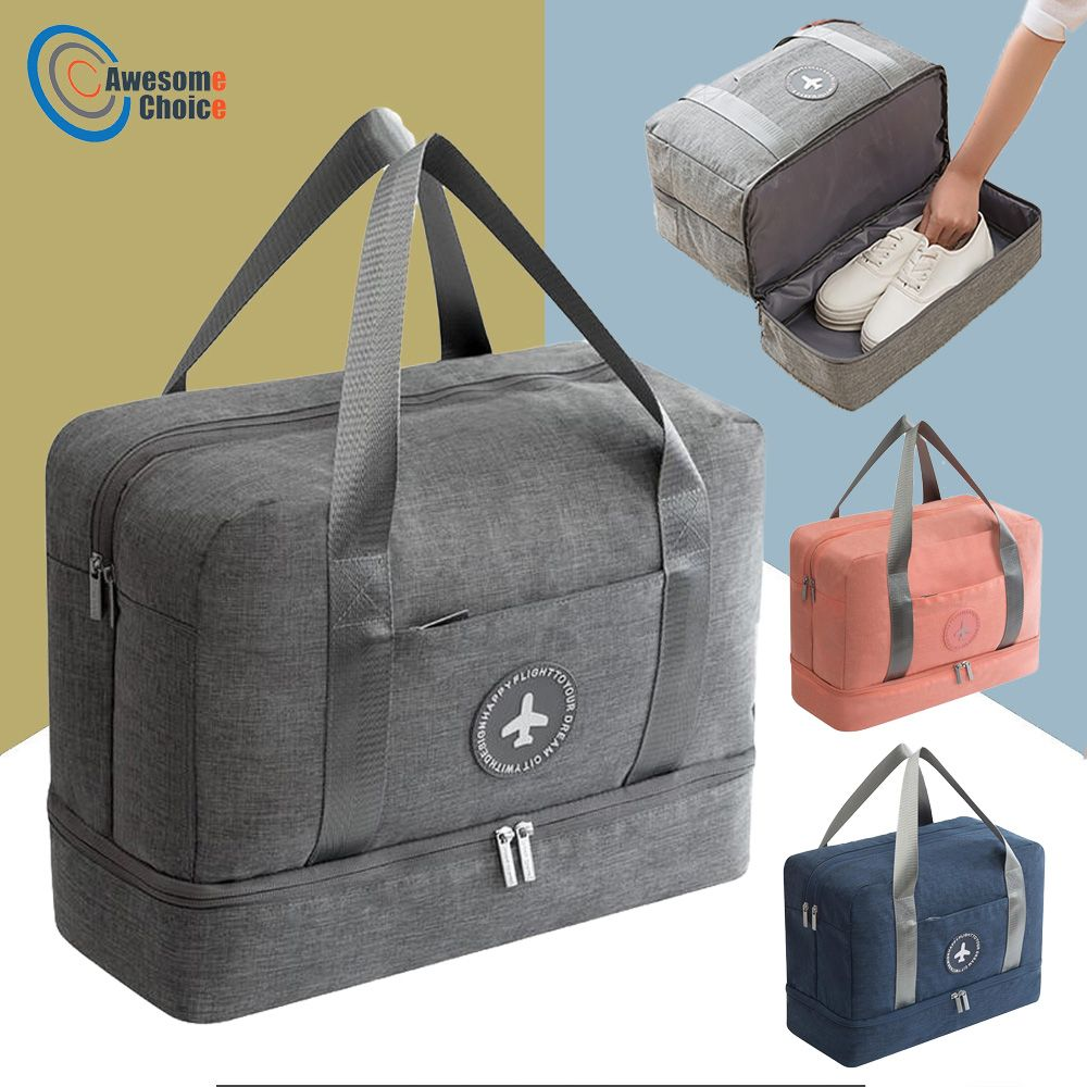 Quality Sports Bag Training Gym Bag Shoes Storage Men Woman Fitness Bags Durable Multifunction Handbag Outdoor Sporting Tote