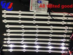 led backlight screen 1set=10 Pieces/lot, used part original 42