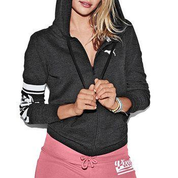 VS Secret любовь розовый Для женщин толстовки Harajuku пуловер Толстовка BTS Bt21 Ariana Grande Got7 японский Blackpink Kpop верхняя одежда