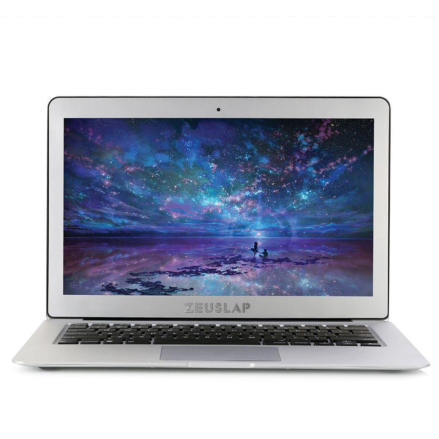 ZEUSLAP 13,3 zoll Intel Core i5 CPU 8 GB ram 128 GB ssd Windows 10 Pro 1920X1080 P ips FHD Schnelle Run Laptop Notebook Computer