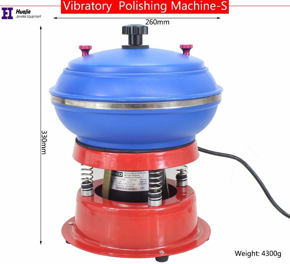 Schmuck Vibrierende Tumbler Tumbling Polieren maschine Für Metall Schmuck Polierer Grinder schmuck Maschine