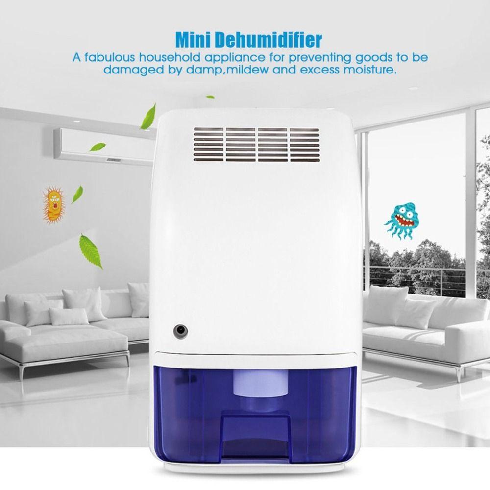 Elektrische Smart Luftentfeuchter Trockene Luft Feuchtigkeit Entferner Reiniger Auto Shut-off Auto Mini Luft Trockner Elektrische Kühlung Maschine