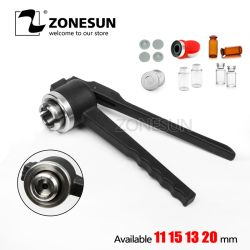 Zonesun Vial Crimper 20.28.30 Mm Manual Botol