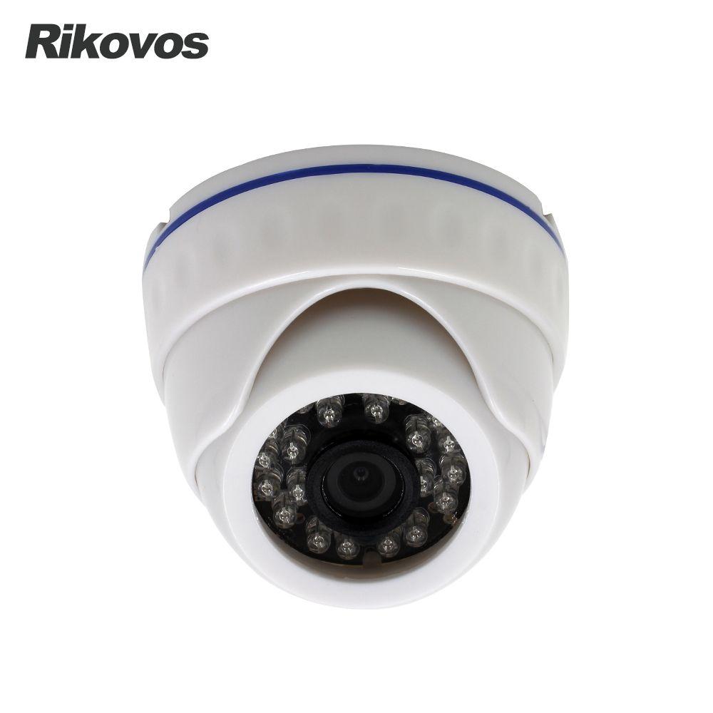 Mini HD 720 P 1080 P Videoüberwachung Kamera IR Dome Kamera AHD 20 Mt Nachtsicht Überwachungskamera