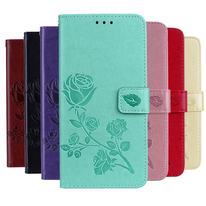 For Xiaomi Redmi 6A Case Redmi 6 Cover Soft Silicone Back Cover Redmi 6 Leather Flip Case For Xiaomi Redmi 6A 6 A A6 Phone Cases