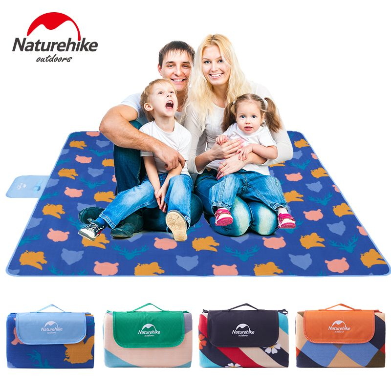 NatureHike Picnic Camping Mat Outdoor Yoga Mat Foldable Camping Mattress NH17Y020-L