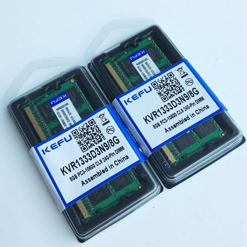 16GB 2X 8GB DDR3 PC3-10600 1333mhz Sodimm 204-pin Notebook MEMORY Laptop Memory RAM 1333MHZ low density Non-Ecc  full tested