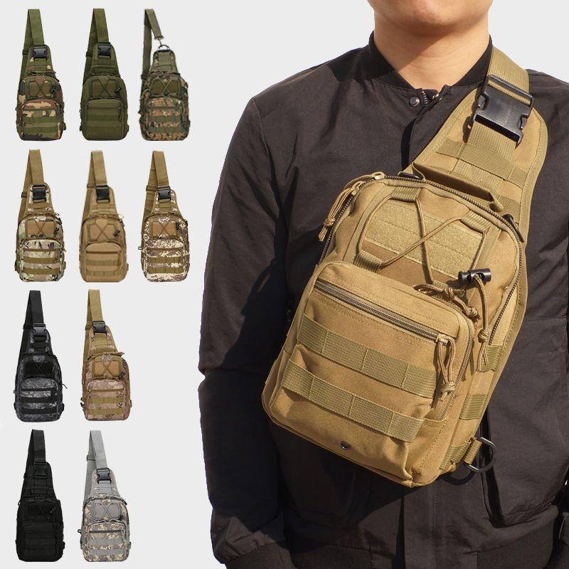 Sac à dos militaire extérieur d'épaule Camping voyage randonnée sac de Trekking 10 couleurs