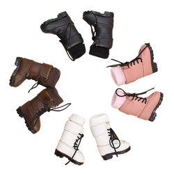 Blyth Doll Es Licca Mainan Sepatu Fashion Boots 1/6 BJD