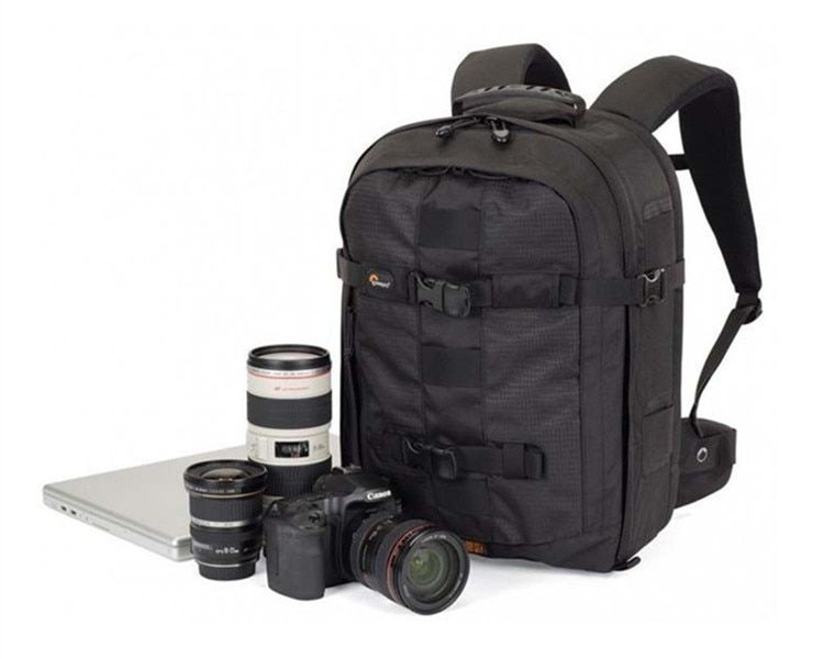 fast shipping Lowepro Pro Runner 350 AW Shoulder Bag Camera bag <font><b>put</b></font> 15.4 laptop with All weather Rain cover
